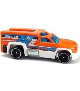Hot Wheels Rescue Duty Tekli Araba