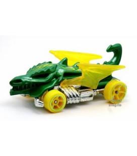 Hot Wheels Dragon Blaster Tekli Araba