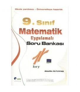 9. Sınıf Matematik Uygulamalı Soru Bankası