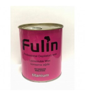 Fulin Titanium Herbal Bitkisel Konserve Ağda 800 gr