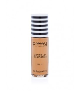 Pretty By Florman Cover Up Fondöten Spf 15 Soft Beige 05