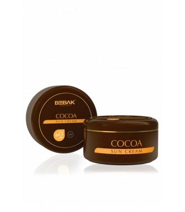Bebak Cocoa Sun Cream SPF2 100ml