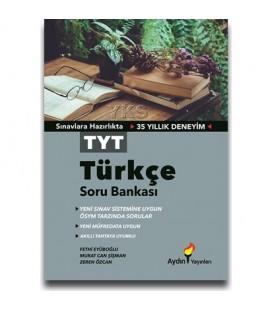 TYT Türkçe Soru Bankası - Aydın Yayınları