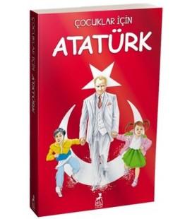 Çocuklar İçin Atatürk - Kolektif - Ren Kitap