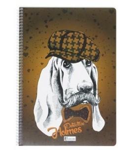 Keskin Color Detective Holmes - A4 80 Yaprak Kareli Defter - 328622-99
