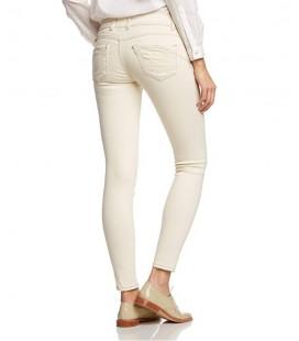 Ltb Ardelia Zip Vintage Crea Kadın Pantolon