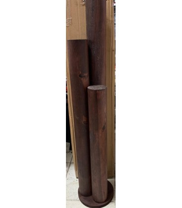 Dekoratif Ahşap ve Halat 115 cm.