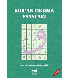 Kur'an Okuma Esasları Tecvid - Abdurrahman Çetin - Emin Yayınları