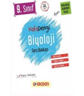 9. Sınıf Biyoloji Soru Bankası - Eksen Yayınları