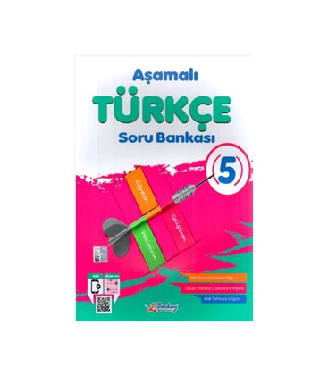 5. Sınıf Türkçe Aşamalı Soru Bankası - Berkay Yayıncılık