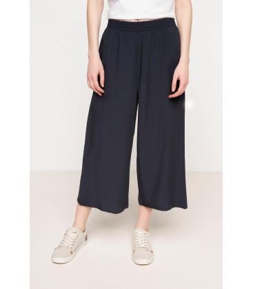 Defacto Kadın Yüksek Bel Geniş Kesim Pantolon G7095AZ.17SM.NV82