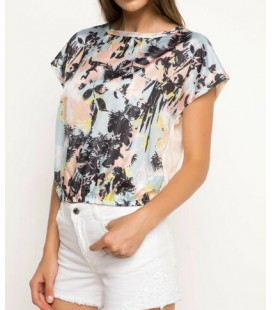 Defacto Kadın Desenli Bluz H8805AZ.17HS.GN785