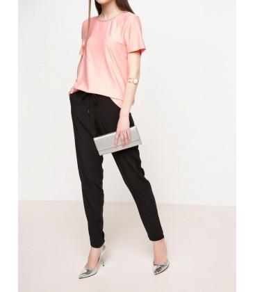 Defacto Kadın Siyah Yüksek Bel Pantolon G7058AZ