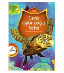 Neşeli Masallar Dizisi Deniz Kaplumbağası Tostos