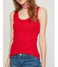 Koton Kadın Atlet Kırmızı 4Yak32286ok420