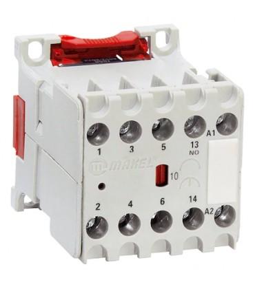 Makel 9 Amper Mini Ac Kontaktör 220V - M06-9a