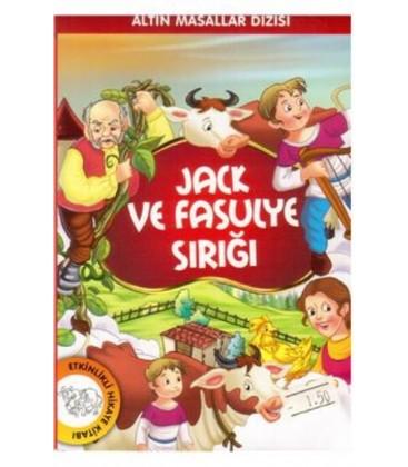 Jack ve Fasulye Sırığı - Altın Masallar Serisi