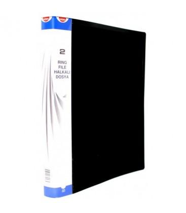 Nokı 2 Halkalı Siyah Dosya Rb512-190