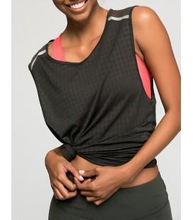 New Balance Kadın Yeşil T-Shirt WT71209