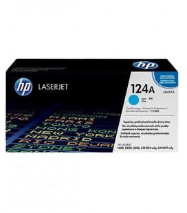 HP 124A Q6001A Orjinal Mavi Toner