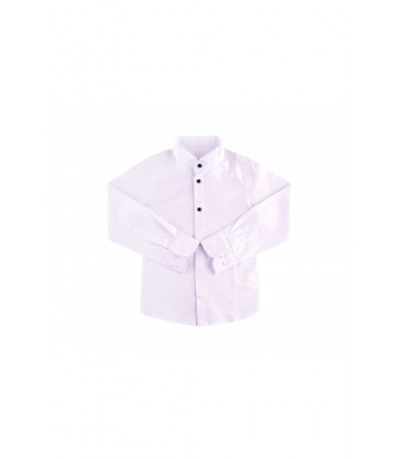 B&G Store Erkek Çocuk Beyaz Gömlek 3434ROF3610