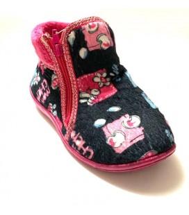 Gezer Kız Çocuk Ayakkabısı Panduf 02238-00
