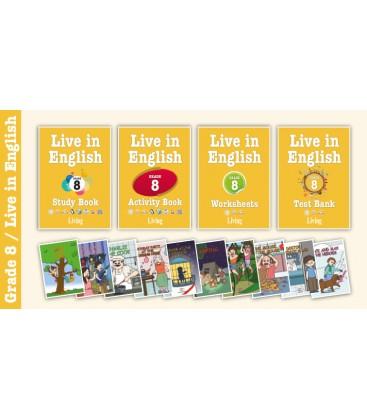 Live in English Grade 4.Sınıf Kutulu Set