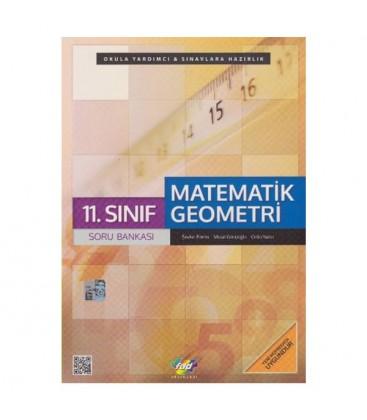 11. Sınıf Matematik Geometri Soru Bankası FDD Yayınları