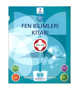 7. Sınıf Fen Bilimleri Okul Artı Kitabı Sözünözü Yayınları
