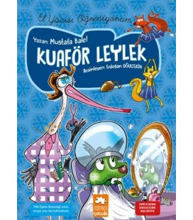 Kuaför Leylek - Erdoğan Oğultekin - Eksik Parça Yayınları