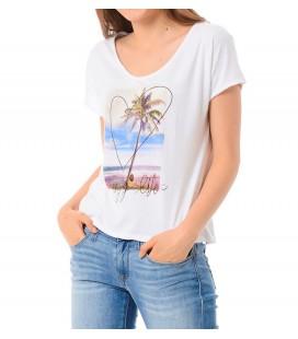 Mavi jeans Baskılı Tişört 165659-620 Baskılı Penye