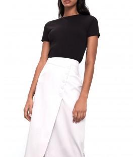 Zara Kadın Tişört Siyah 3253/306/800