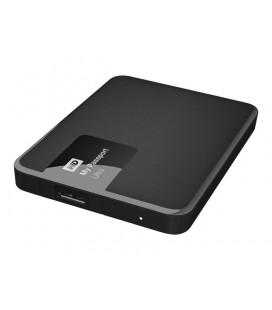 """WD 1,5TB My Passport Ultra Siyah USB 3.0 2,5"""" Taşınabilir Disk"""