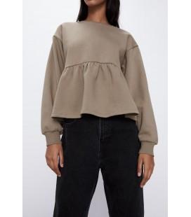 Zara Kadın Sweatshirt 1660/308/505