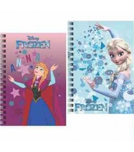 Disney Frozen A6 Not Defteri 140400 Keskin Color 80 Yaprak