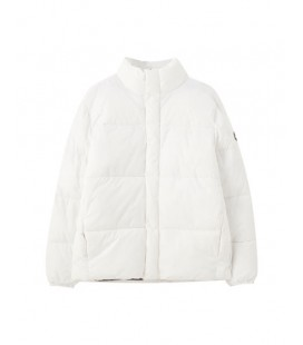 Pull & Bear Erkek Beyaz Mont 5713/525/250