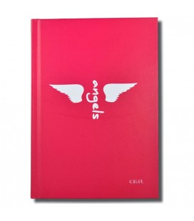 Deffter Angels Exist Sert Kapak 14X20 96 Sayfa Çizgisiz 64722-4