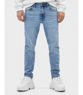 Bershka Erkek Kot Pantolon 0245/534/428 Slim Fit
