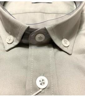 U.S. Polo Erkek Gömlek G081SZ004.000.849503 Gri