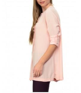 İpekyol Gömlek Pudra IW6160025024