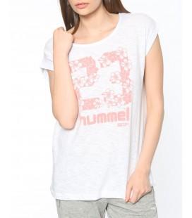 Hummel Baskılı Tişört T09233-9012 Lexie Ss Tee