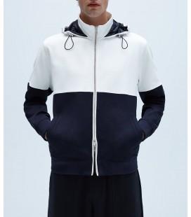Zara Kapüşonlu Erkek Sweatshirt 9240/405/060