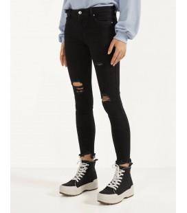 Bershka Düşük Bel Skinny Jean Kadın Pantolon 0152/352/800