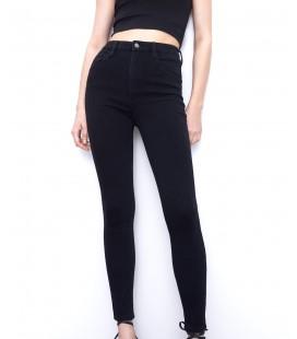 Zara Siyah Kadın Jean Pantolon 8197/017/800