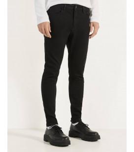 Bershka Erkek Siyah Super Skinny Fit Jean 0241/043/800