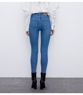 Zara Yüksek Bel Kadın Pantolon 5252/011/400
