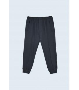 Zara Erkek Rahat Örgü Karma İplikli Kumaş Jogging Pantolon 6861/445
