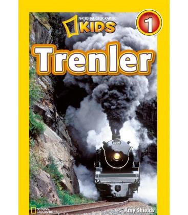 National Geographic Kids -Trenler - Seviye 1