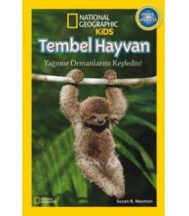 National Geographic Kids - Okul Öncesi - Tembel Hayvan