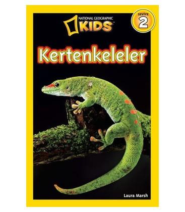 National Geographic Kids - Kertenkeleler